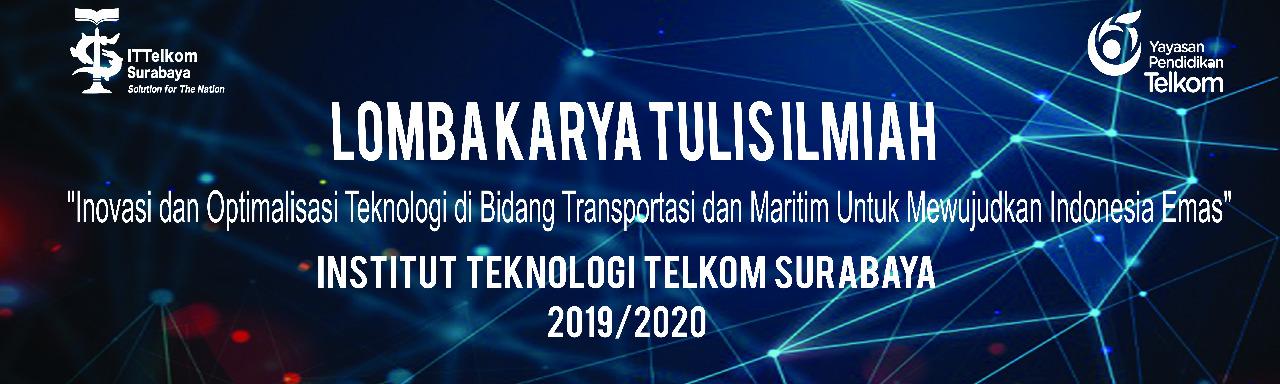 Keseruan Pameran Poster LKTI 19/20 di ITTelkom Surabaya